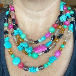 Stella & Dot Carnival Necklace
